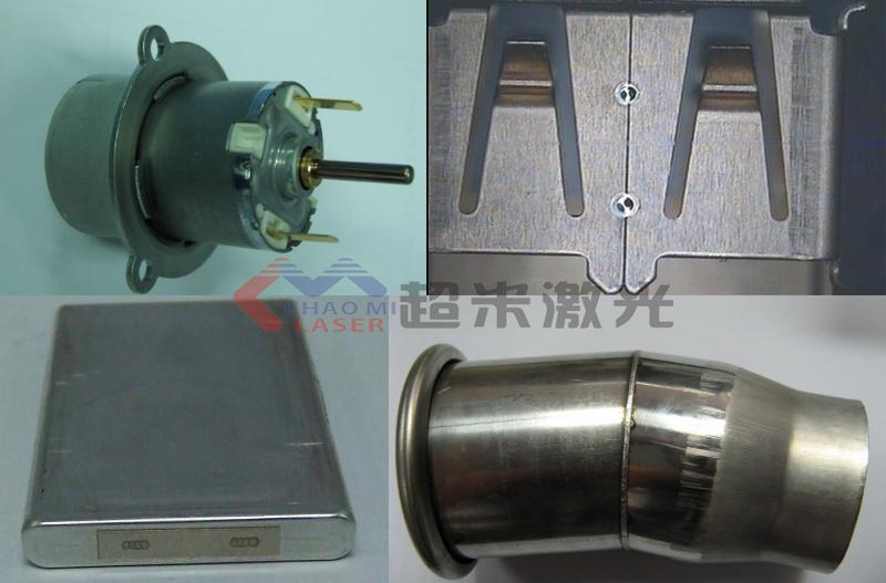 自动激光焊接机样品图
