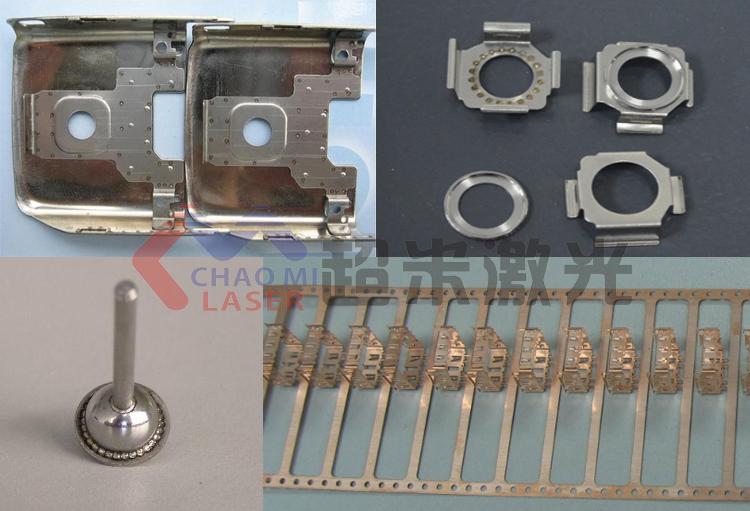 振镜激光焊接机样品图